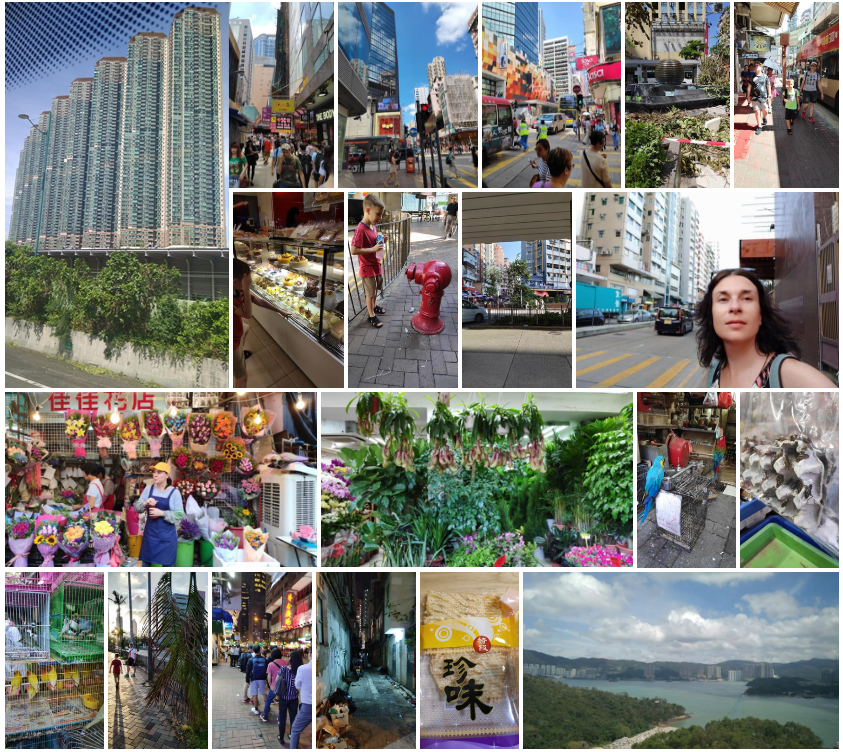 Заметки с другой планетки. Гонконг 2018