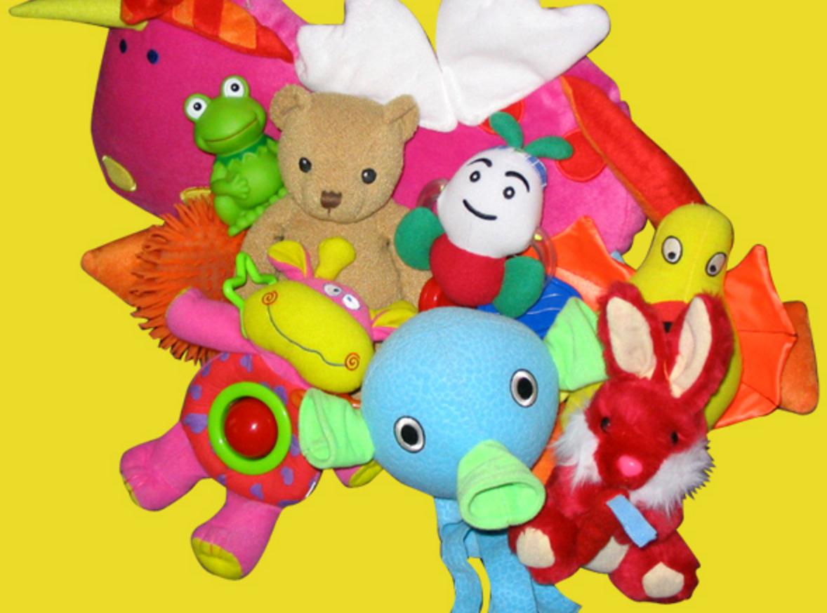 Книжка-малышка (игрушки)